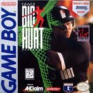 The Frank Thomas: Big Hurt Baseball Nintendo Game boy
