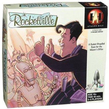 Rocketville by Avalon Hill