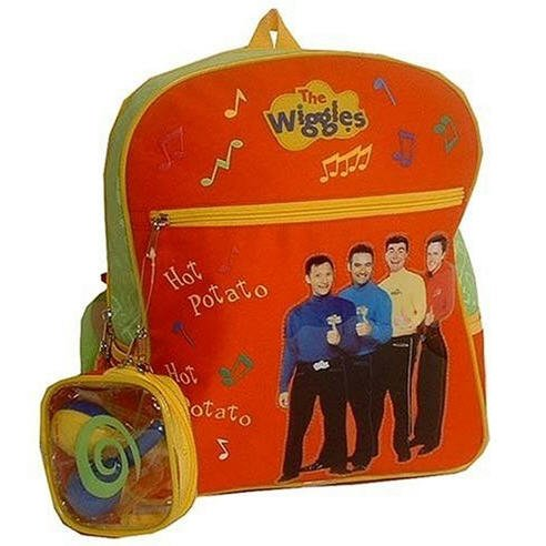 The Wiggles Backpack - Hot Potato