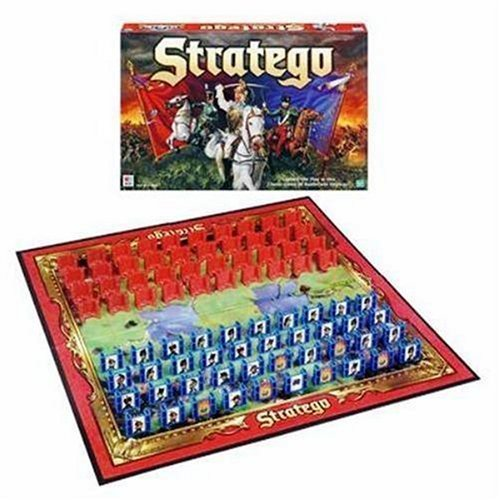 Stratego Milton Bradley Board Games 1996  by Hasbro