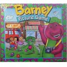 Barney Picture Game by Parker Brothers 1993