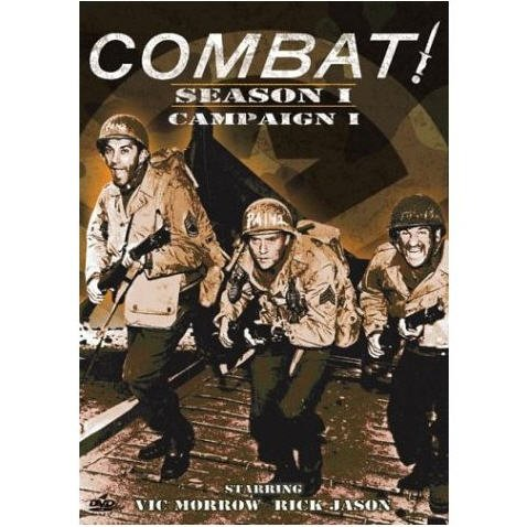 Combat - Season 1, Campaign 1 (1962) Boxset