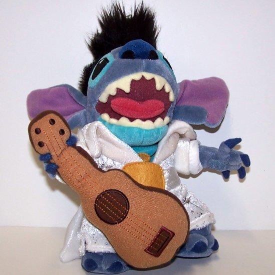 "mini bean bag Stitch as Elvis 7"" Toy Doll  Lilo & Stitch toy"