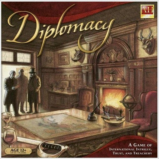 Diplomacy Avalon Hill Games 2008