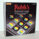 Rubik's Magic Strategy Game, issued by Matchbox, copyright 1987