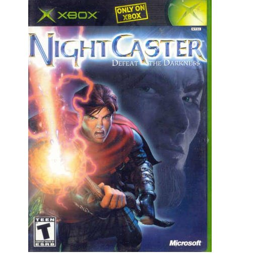 Nightcaster by Microsoft Xbox Complete
