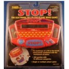1998 Tiger Electronics Handheld STOP! FILL-IN-THE-BLANK WORD GAME