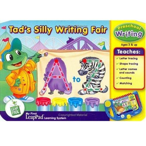 LeapFrog My First LeapPad Educational Book: Tad's Silly Writing Fair