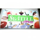 Seattle In A Box - Like Seattle-Opoly Monopoly Style Board Game