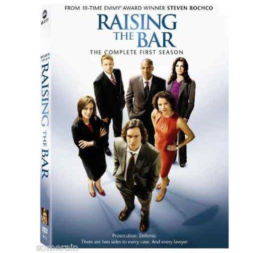 Raising The Bar The Complete First Season DVD