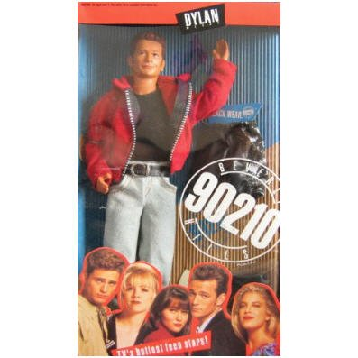 90210 Dylan Doll From Beverly Hills by Mattel 1991