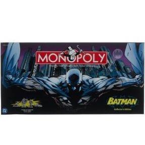 Batman Monopoly game