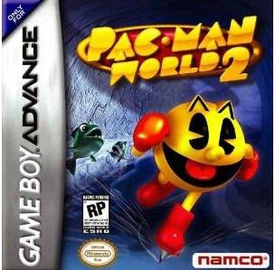 Pac Man World 2 Nintendo Game boy Advance