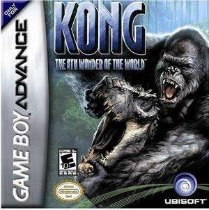 Kong: The 8th Wonder of the World Nintendo Game boy Advance
