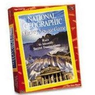 National Geographic Mystery Voyage Game