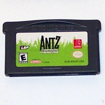 ANTZ EXTREME RACING Nintendo Game boy Advance cartridge