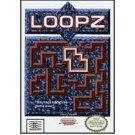 LOOPZ Original 8-bit Nintendo NES Game Cartridge with Instructions