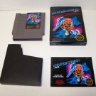WINTER GAMES  Original 8-bit Nintendo NES Game Cartridge COMPLETE RESEALED