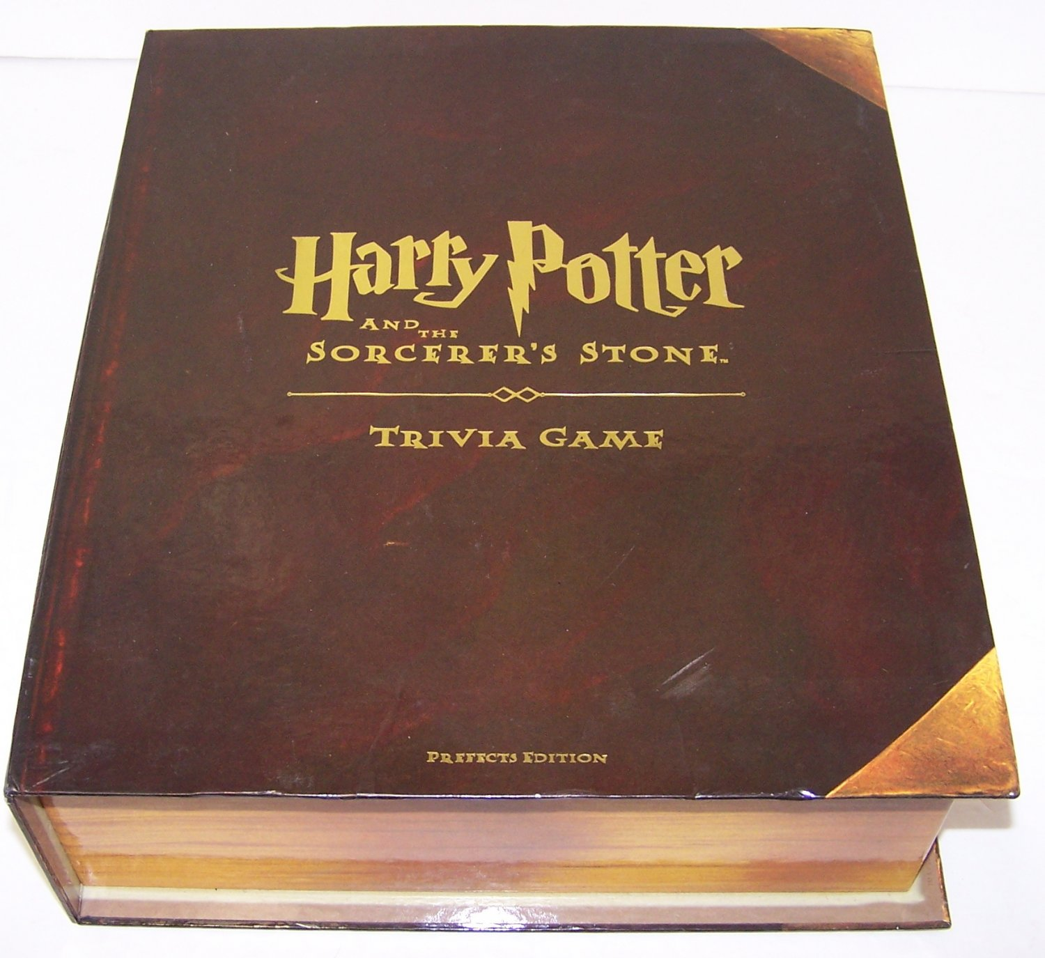 Harry Potter and the Socerer's Stone Trivia Game Prefects Edition