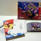 Extreme G N64 Nintendo 64 Game Cartridge