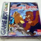 Disney's Beauty and the Beast: A Board Game Adventure  Nintendo Gameboy Color