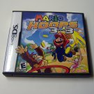 Mario Hoops 3 on 3 Nintendo DS cartridge