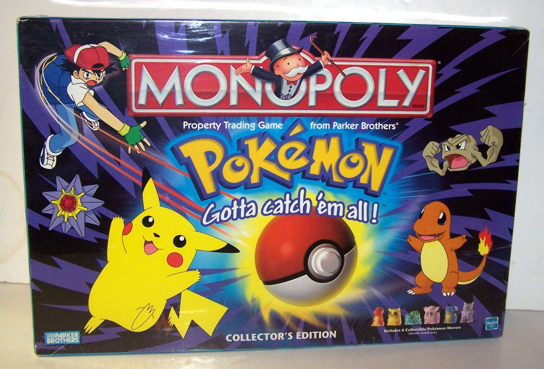Pokemon Monopoly by Hasbro