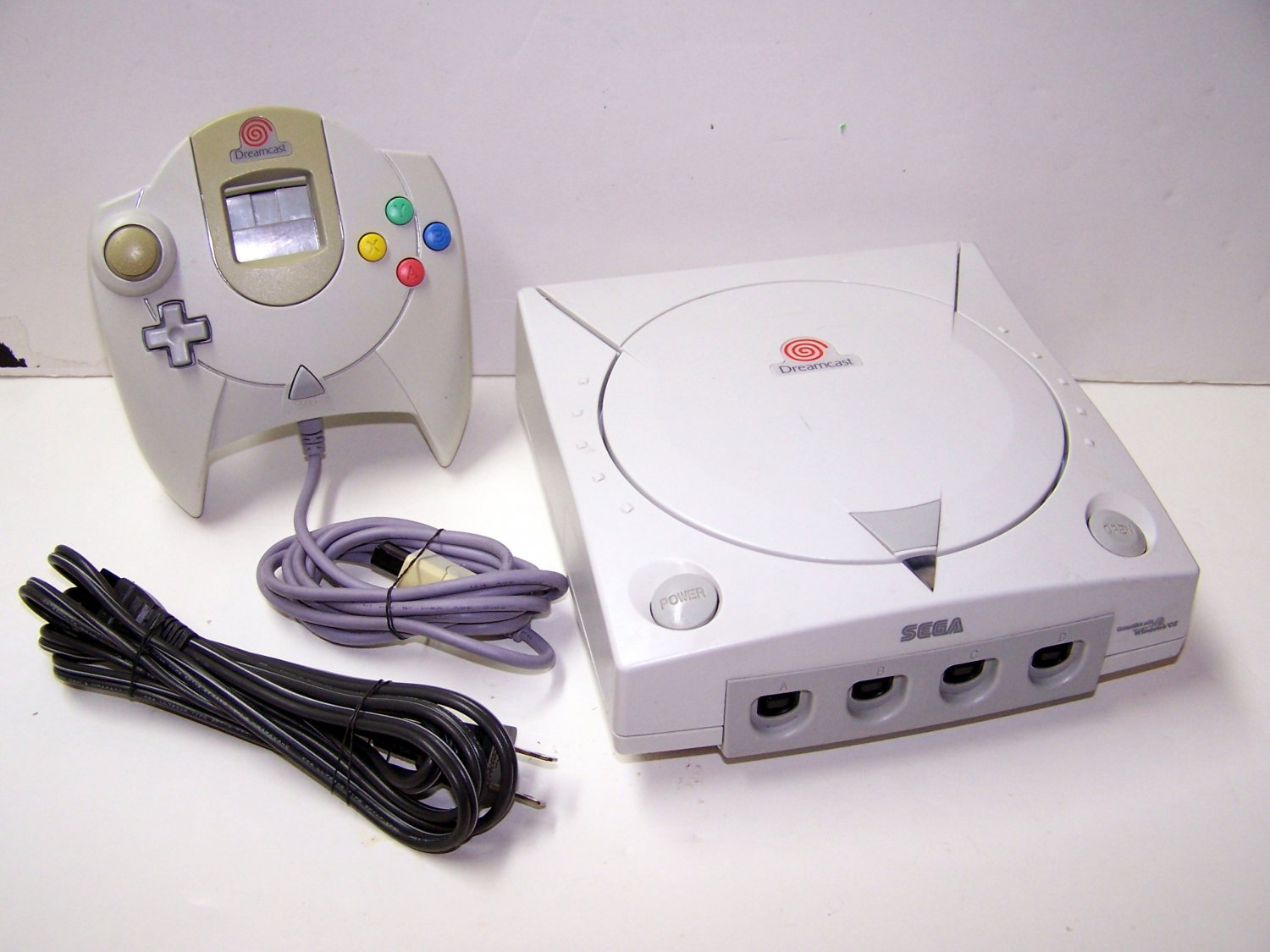 The Dreamcast is a home video game console released by Sega on November 27 1998 in Japan September 9 1999 in North America and October 14 1999 in Europe