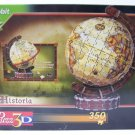 Puzz 3D Historia Ancient World Globe 350 pieces Wrebbit MB 2002