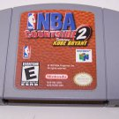 Kobe Bryant in NBA Courtside 2  64 Game Cartridge  ~ N64 Nintendo 64