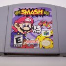 Super Smash Bros Game Cartridge ~ N64 Nintendo 64