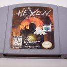 Hexen - N64 Nintendo 64 Game