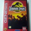 Jurassic Park Sega Genesis Game COMPLETE