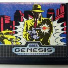 Dick Tracy Sega Genesis Game