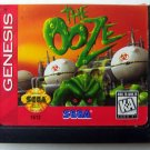 The Oooze Sega Genesis Game
