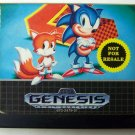 Sonic the Hedgehog 2 Sega Genesis Game NFRS