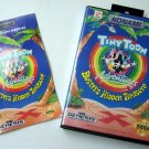 Tiny Toon Adventures Sega Genesis Game COMPLETE