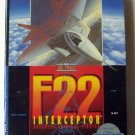 Air Force F22 Interceptor Sega Genesis Game