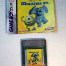 Monsters Inc  Nintendo Game boy Color