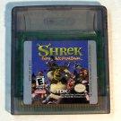 Shrek FairyTale Freakdown Nintendo Game boy Color
