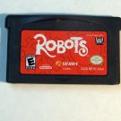 Robots Nintendo Game boy Advance GBA