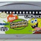 SpongeBob SquarePants, Vol. 2 Nintendo Game boy Advance GBA