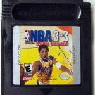 NBA 3 on 3 Kobe Bryant  Nintendo Game boy