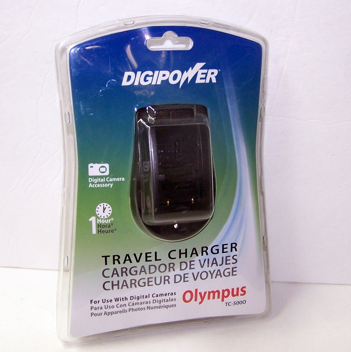 Digipower TC-500O 1-HOUR WALL CHARGER FOR OLYMPUS®