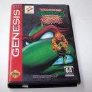Teenage Mutant Ninja Turtles: Tournament Fighters Sega Genesis Game