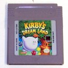 Kirby's Dream Land by Nintendo Gameboy