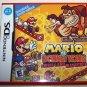 Mario vs. Donkey Kong Mini-Land Mayhem! Nintendo DS cartridge