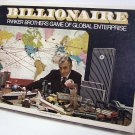 Billionaire Parker Brothers Game of Global Enterprise 1973