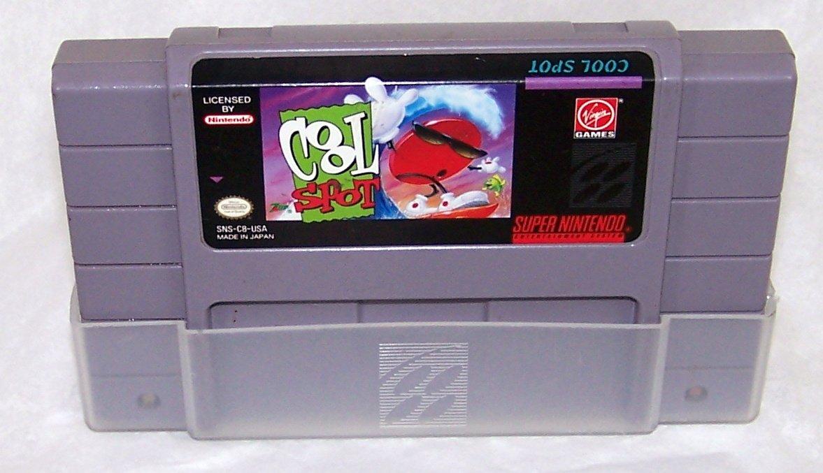 Cool Spot - Super Nintendo Game