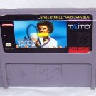 International Tennis Tour  Super Nintendo Game